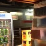 飯田酒店 - 鉄オタににはサイコーの酒の肴 。 多摩川線の快走を見ながらの酒はいいねぇ