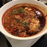 karajishi - 2013年食べ収めラーメン。10辛、私にしてはとても辛い締めくくりでした。