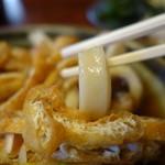 大木うどん店 - (2013/11月)細うどんの麺