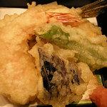 東海亭 - 天ぷら
