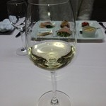 リストランテ ベツジン - 白ワイン