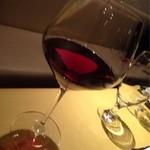 ビルーチェ - 赤、も美味しい。