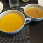 23402403 - スープ2種