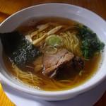 麺屋 信 - あっさり煮干中華そば醤油