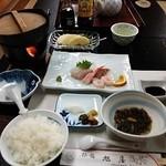 旭屋 - 料理写真:夕食