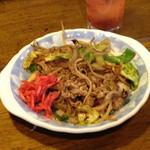 寿海 - 野菜炒め