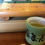 藤まん - 料理写真:寿司定食945円