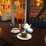 フォンティーヌ - 抹茶プリンアラモード