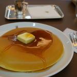 ウエスト ベイカフェ ヨコハマ - ホットケーキ(1枚)