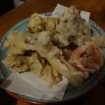 23409826 - 牡蠣の天ぷら