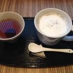 ピーストチャ - ほうじ茶そいフォーム