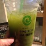 23410317 - ミドりムシ350,000,000匹分の緑汁!