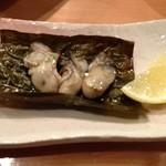 23414943 - ★7.5牡蠣の昆布焼き