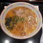 こむらさき 新横浜ラーメン博物館店 - 味噌トンコツミニ