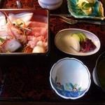 レストラン 松涛 - 海鮮重