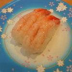 花いちもんめ - 甘えび 157円 2014/01