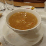 23416729 - 三種入りフカヒレのスープ