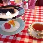 ウエストハウス - 今月のケーキ♪チョコレートケーキ♪