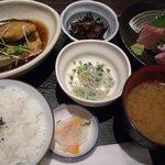 酒斗肴 龍 - 煮魚定食