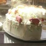 サンデーブランチ - cake