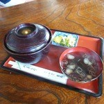ガーデン金丸 - 料理写真:ソースカツ丼(700円)