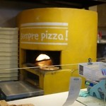 Sempre Pizza - (2013/11月)ピザの窯