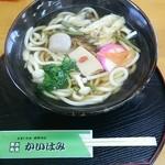 お食事処 かいはみ - 料理写真:熊野うどん850円