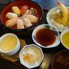 ふるさとレストラン - 料理写真:寿司御膳