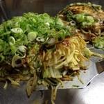 お食事処 マリちゃん - 何処の製麺所だろ?めちゃ美味い。