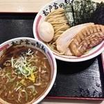 松戸富田製麺 - 特製つけそば(¥1,000)1/2/2014