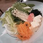 You禅 - 野菜のセット