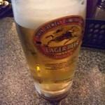 カドBAR standing - 生ビール