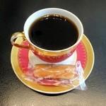 アミギャラリーアンドカフェ - 炭火焙煎有機栽培ブレンド
