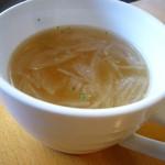 デルソーレ - オニオンスープ