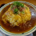 一番亭 - 天津飯