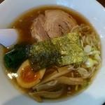 UNDERGROUND RAMEN - (和風系)ラーメン細麺750円