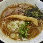 そば処 玄 - <'14/01/03>【限定】、鶏中華