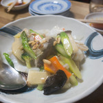 八仙 - 八宝菜 1,200円