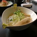 麺屋 軌跡 - 麺屋 軌跡 高松本店(鯛塩ラーメン)