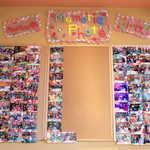 ピッツェリア・マリノ - 店内パーティーの記念写真がたくさん!