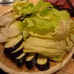 牛'z - 焼き野菜