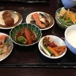 お宿 木の葉 - 朝食バイキング☆20140102☆