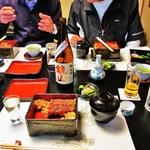 川越 いちのや - 再訪:料理と日本酒鏡山