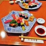 23434246 - 特上にぎり寿司