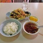 23434668 - 野菜炒め定食