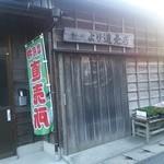 桜田より道売店 - 外観写真:開店前の写真です。ここの売店は超お勧めです!!