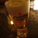 23435778 - 生ビールはハイネケンでした~