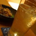 円山 古今 - ゆず梅酒