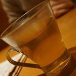 円山 古今 - そば茶