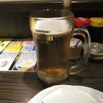 九州炎 - プレモル生で乾杯♪ 2013.12